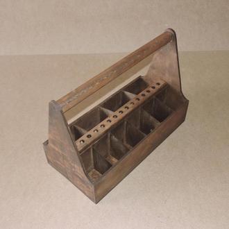 Ящик для инструмента Барселона темно коричневый