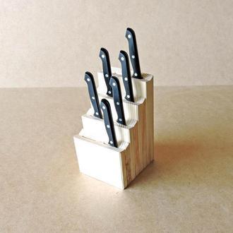"""Підставка для ножів """"Фронтера"""" (без обробки)"""