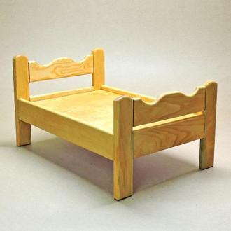 Кровать игрушечная Ариэль карри