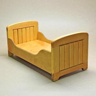 Кровать для кукол Эсмеральда карри