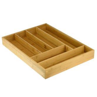 """Лоток для столовых приборов """"Фидеос"""" ваниль"""