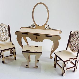Набор мебели для кукол