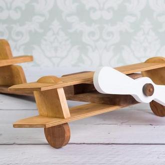 """Дитяча іграшка """"Літак Балу"""" мускат"""