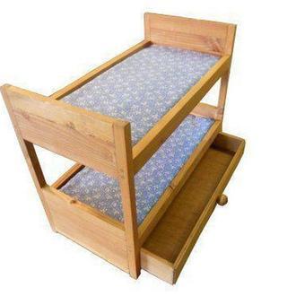Кровать игрушечная Мерида карри