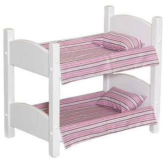 Кровать игрушечная Жизель зефир
