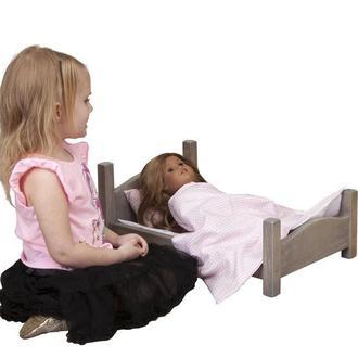 Кровать игрушечная Нала капучино