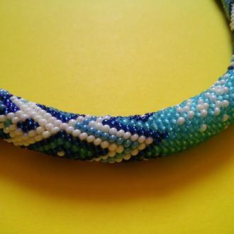 Ожерелье-жгут ′Свитерок′