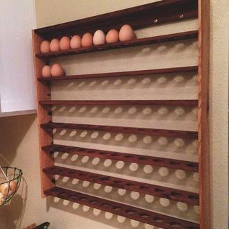 """Подставка для яиц """"Шамо 84"""" капучино"""