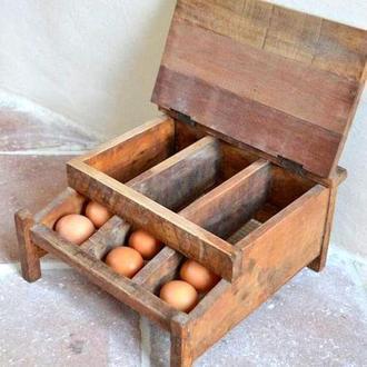 """Подставка для яиц """"Цемани"""" капучино"""