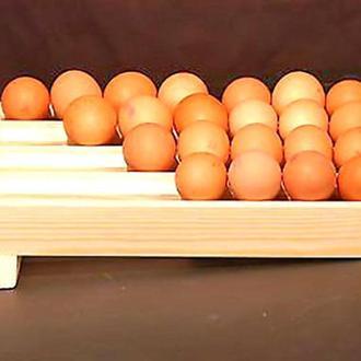 """Подставка для яиц """"Фокси"""" бланже"""
