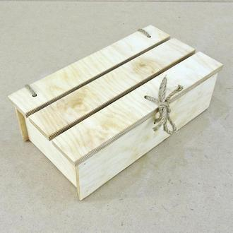 "Подарочная коробка ""Винченца"" бланже"