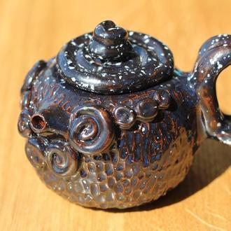 Чайник ручная работа KERRA керамика посуда