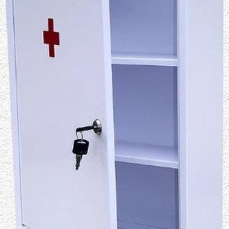 """Настенный шкафчик для медикаментов """"Пуркине"""" зефир"""