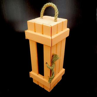 """Подарочная коробка """"Верона"""" грейпфрут"""