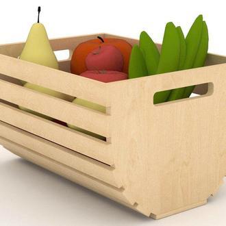 """Лоток для овощей и фруктов """"Гринбин"""" бланже"""