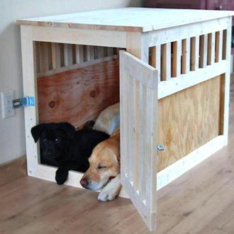 "Будка для собаки ""Неда"" бланже"