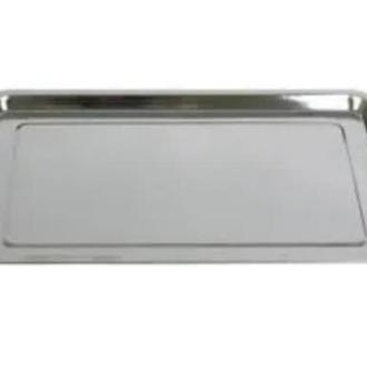 Поднос метал прямоугольный , 30*40 см.