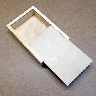 Пенал дерев'яний 16х24х5