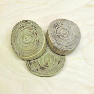 Срез (спил) шлифованный без коры 6-7см