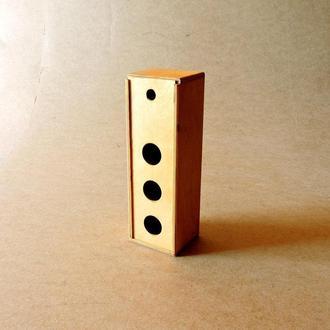 Подарочная коробка Палермо тип В карри