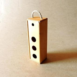 Подарочная коробка Палермо тип В1 карри