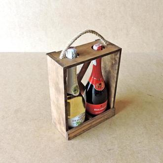 Подарочная коробка Лекко капучино