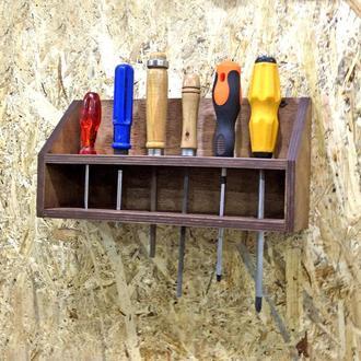 Органайзер для ручного інструменту Кастельон 6 коричневий