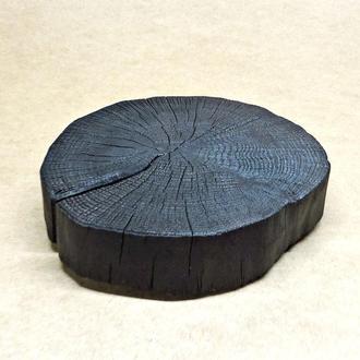 Срез (спил) Reсuit чёрный 26-28см