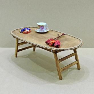 Столик-поднос для завтрака Вайоминг 02 мускат