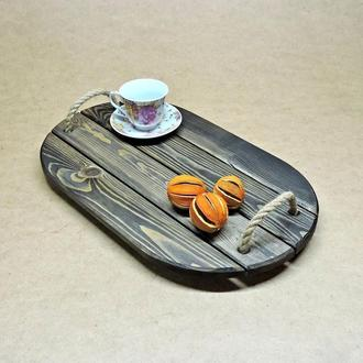 Поднос деревянный Антуан морион
