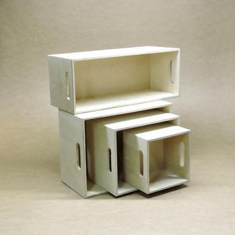 Короб для хранения Флоренция В25хД50хШ20см