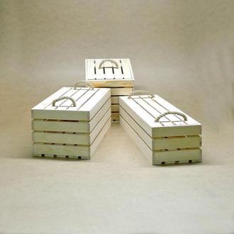 Короб для хранения Неаполь В10хД25хШ70см