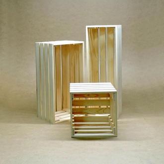 Короб для хранения Неаполь В15хД40хШ40см