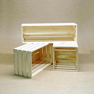 Короб для хранения Неаполь В15хД40хШ60см