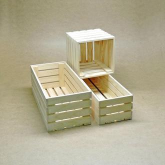Короб для хранения Неаполь В30хД15хШ25см