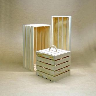 Короб для хранения Неаполь В60хД20хШ70см