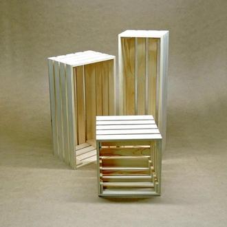 Короб для хранения Неаполь В60хД70хШ70см