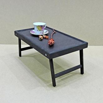 Столик-поднос для завтрака Даллас венге