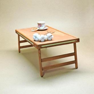 Столик-поднос для завтрака Техас Делюкс амаретто