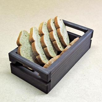 Хлебный лоток Монмартр венге