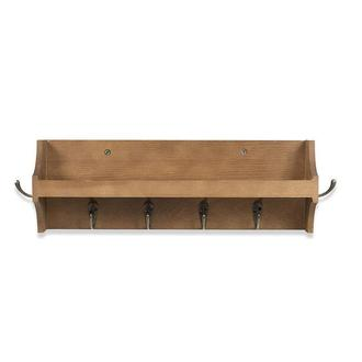 Ключница деревянная Конви капучино