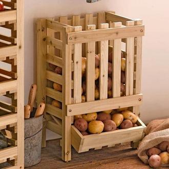 """Лоток для фруктов и овощей """"Онион"""" бланже"""
