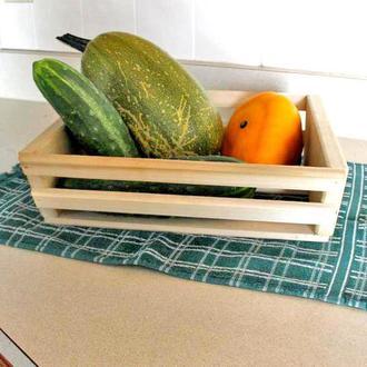 """Лоток для овощей и фруктов """"Паприка"""" бланже"""