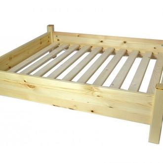 """Лежак деревянный для собаки """"Руммель 90х60"""" бланже"""