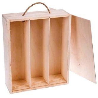 """Подарочная коробка """"Бергамо"""" бланже"""