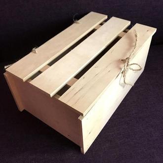 """Подарочная коробка """"Винченца"""" без отделки"""
