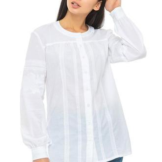 Блуза женская Марта (батист белый)