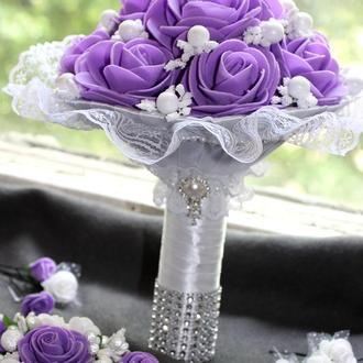 Букет невесты - дублер