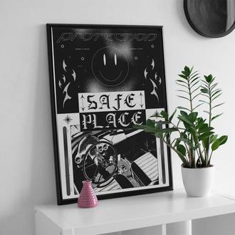 Постер — SAFE PLACE