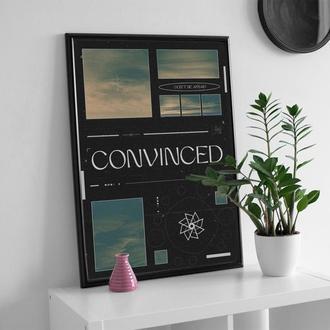 Постер — CONVINCED
